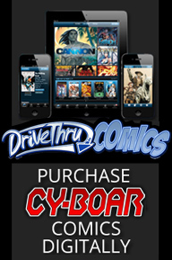 Now you can get Cy-Boar on Drivethru Comics