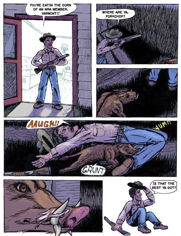 Саботаж комикс 84168 фотография