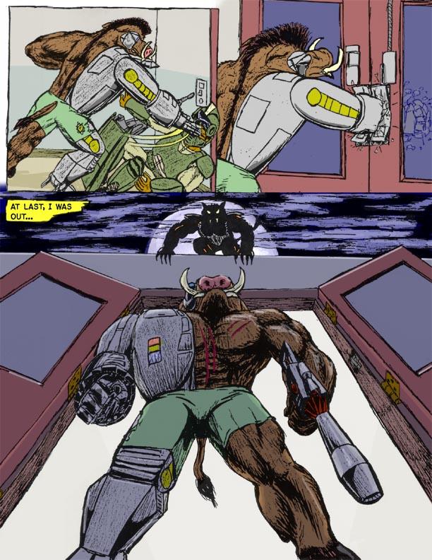 Cy-Boar #1
