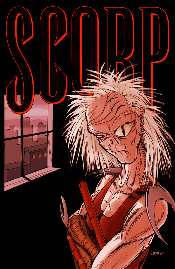 Scorp: Silent Interlude