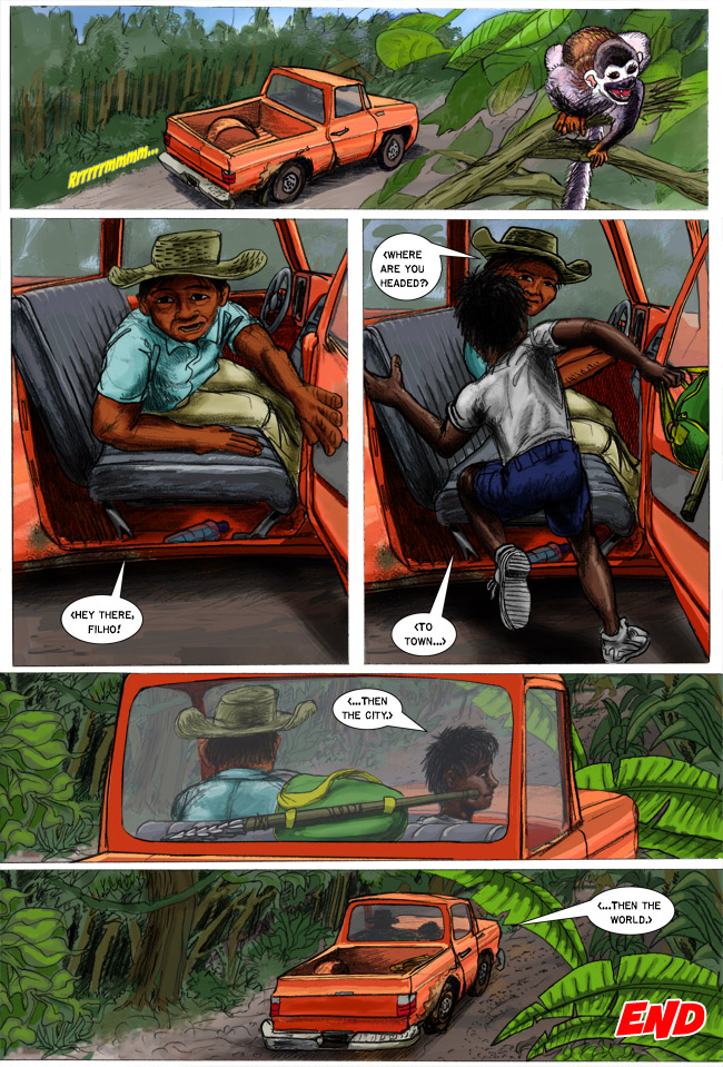 Cy-Boar #8 Jungle Fury