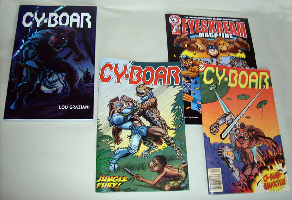 Photos related to Cy-Boar